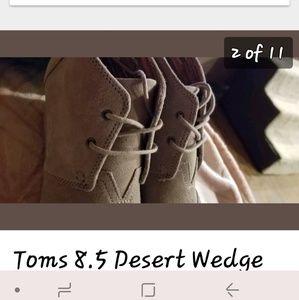 Tom's Desert Wedge